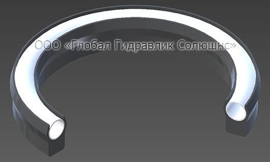 Манжета гидравлическая S03-F