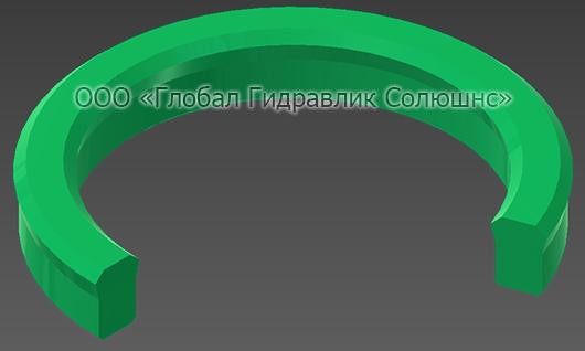 Манжета гидравлическая S08-R
