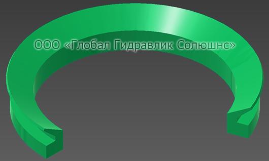 Уплотнение вала R06-R. V-ring