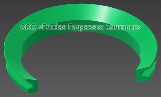 Уплотнение вала R07-P. V-кольцо